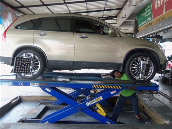 100 4999 - Hamra Ban Bengkel Mobil Pekanbaru