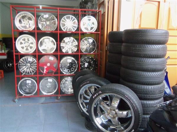 100 5002 - Hamra Ban Bengkel Mobil Pekanbaru