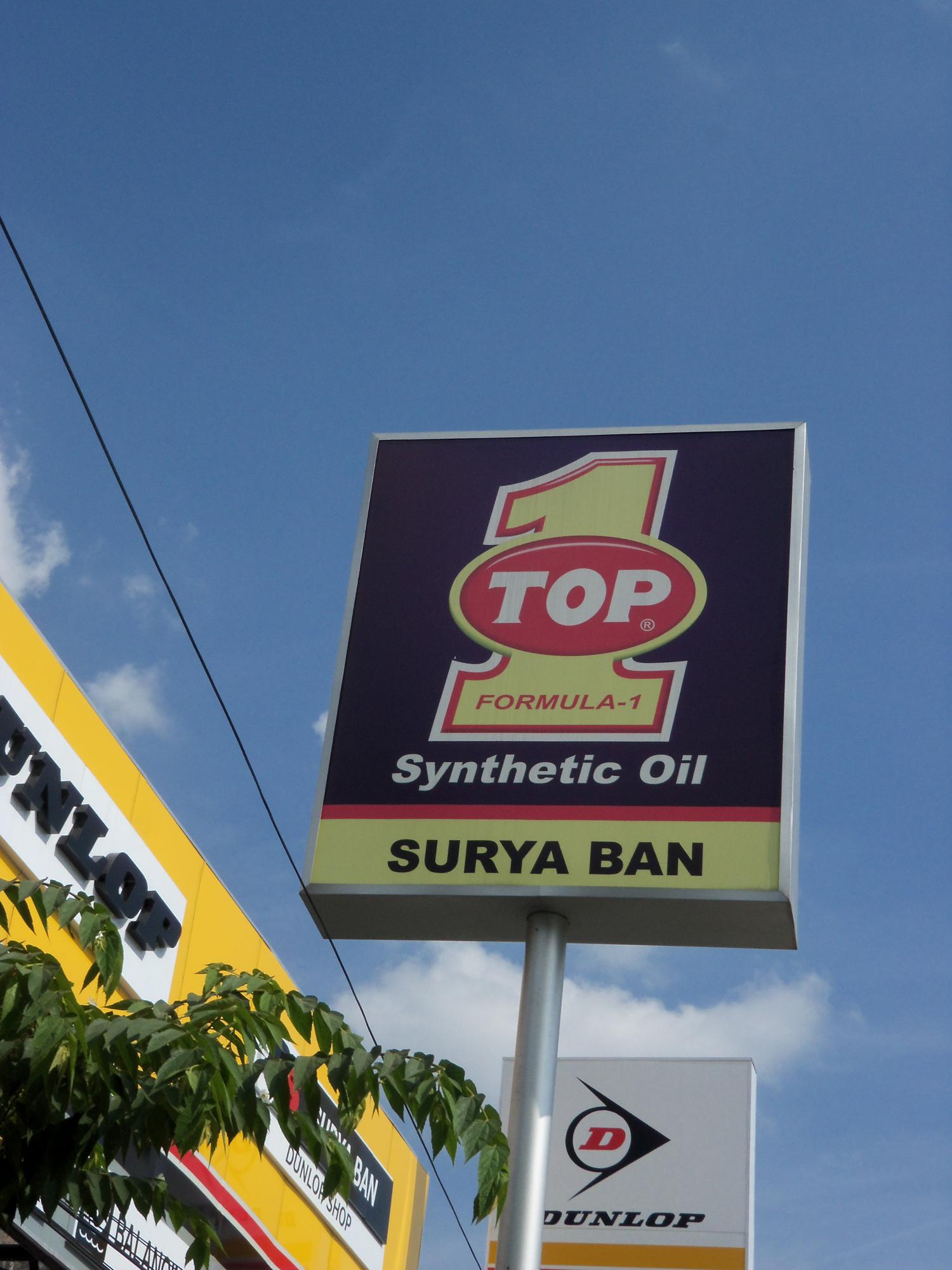 100 5005 - Surya Ban Bengkel Mobil Pekanbaru