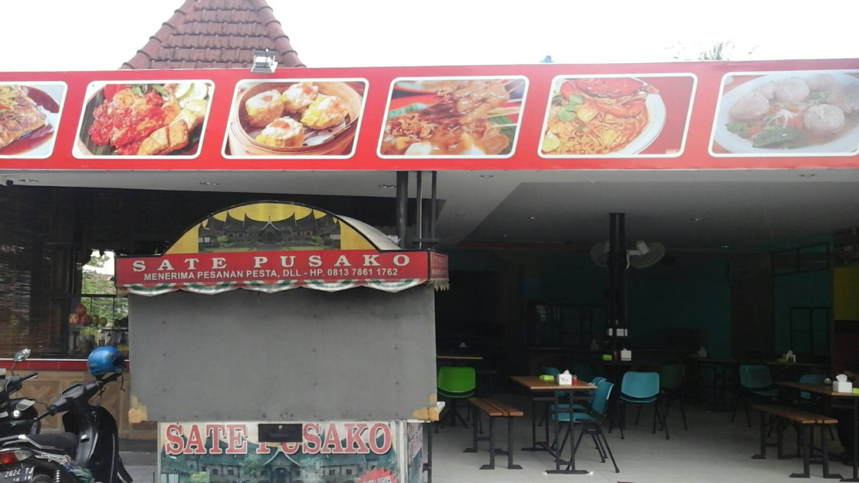 1504062140927 - Usaha Foodcourt And Coffee, Tempat Nongkrong Pekanbaru