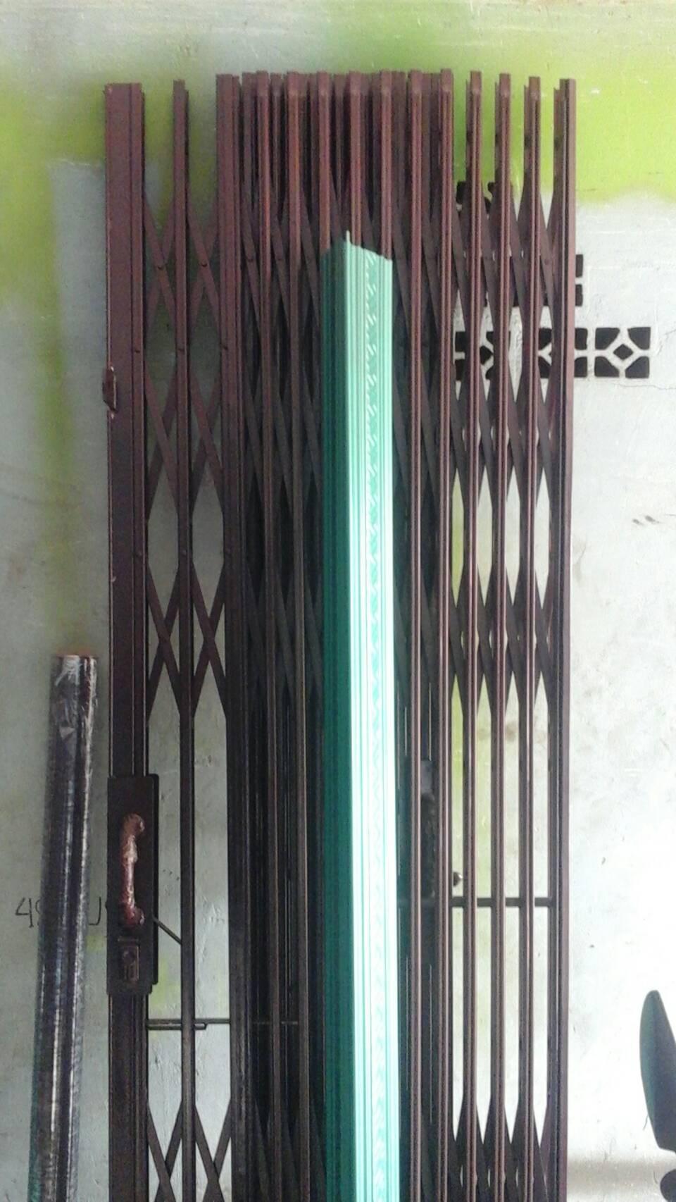 6622172849095 - JASA PEMBUATAN DAN SERVICE  FOLDING GATE PEKANBARU