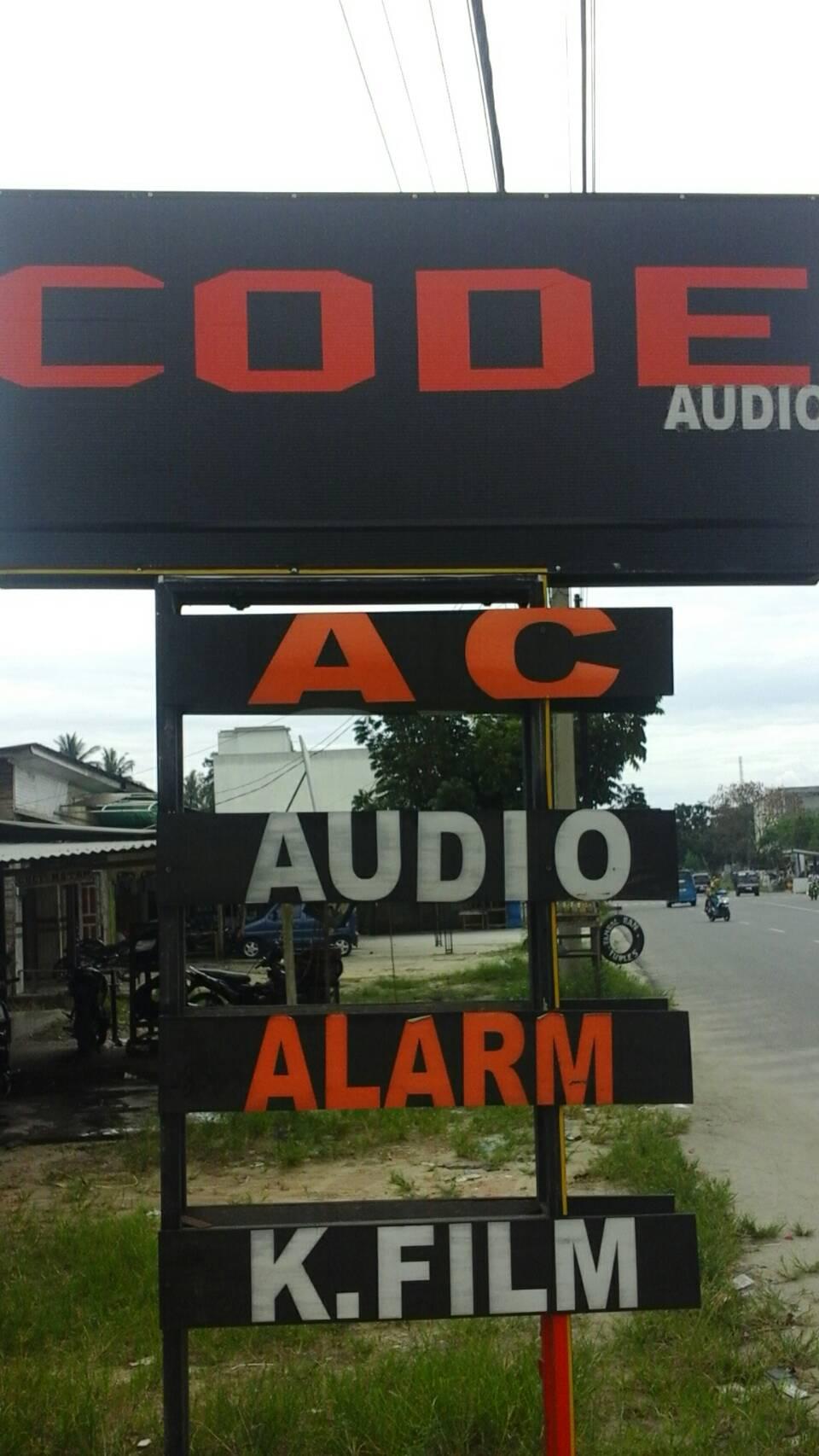 Code Auto - Ac Mobil Pekanbaru