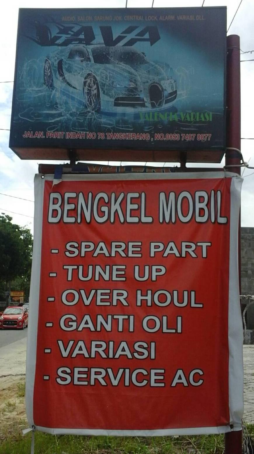 Bengkel Mobil Vava Pekanbaru | bengkel dan accessories mobil pekanbaru