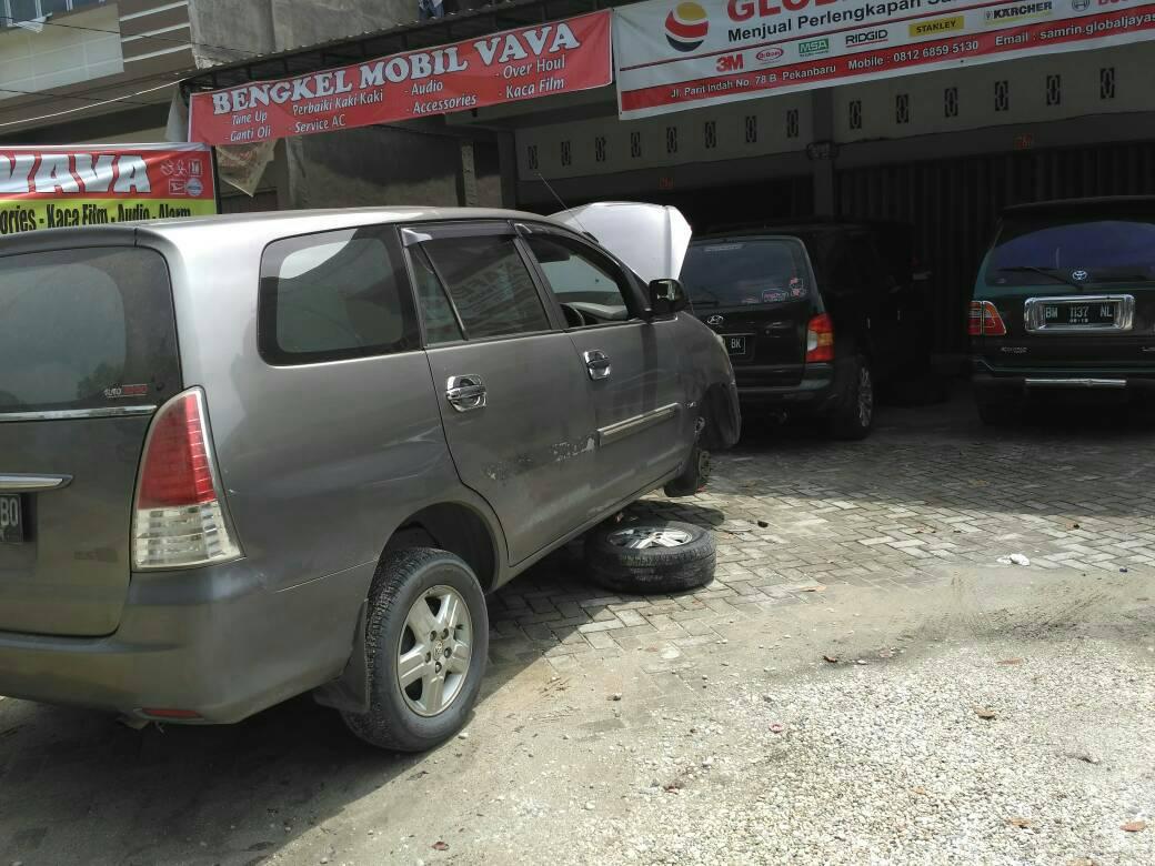 4890 - Bengkel Mobil Vava Pekanbaru | bengkel dan accessories mobil pekanbaru