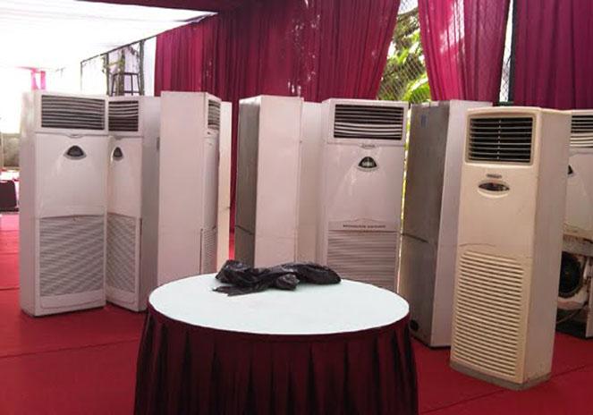 AC 5 PK 3 - Rental Kipas Blower Murah Pekanbaru