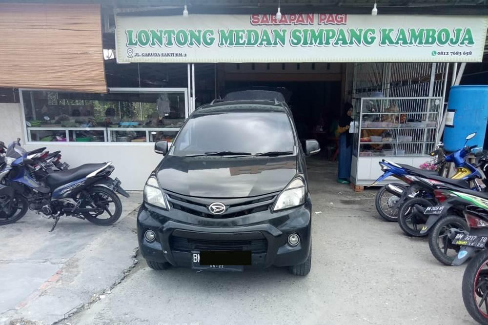 Lontong Medan Simpang Kamboja 01 - Lontong Medan Simpang Kamboja Pekanbaru