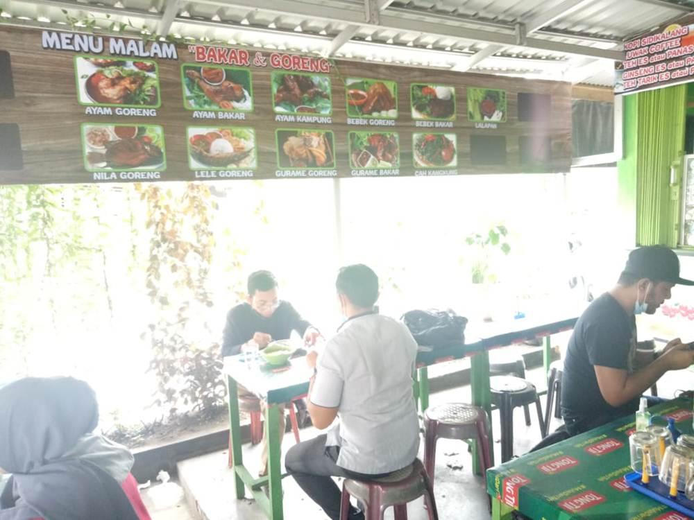 Lontong Medan Simpang Kamboja 03 - Lontong Medan Simpang Kamboja Pekanbaru
