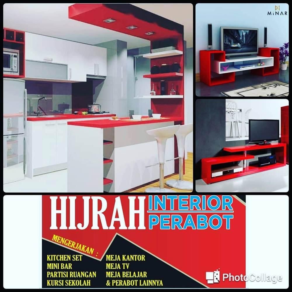 Hijrah Interior 2 - Hijrah Interior dan Perabot | gudang perabot dan rumah produksi interior pekanbaru