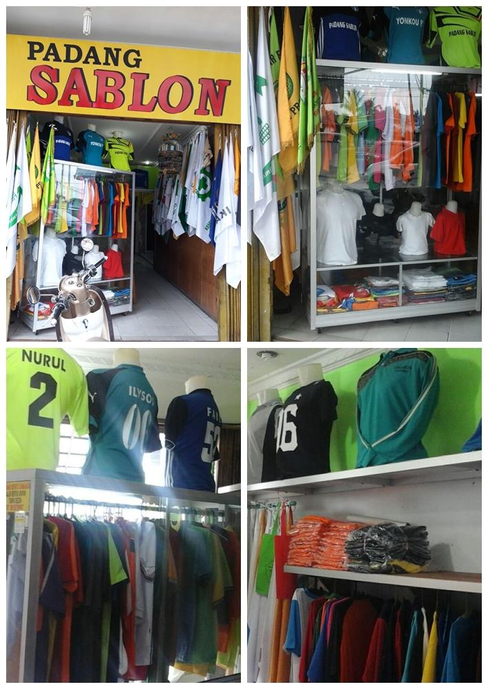ok 4 - Toko Penjualan Baju Olahraga dan Sablon Pekanbaru Riau