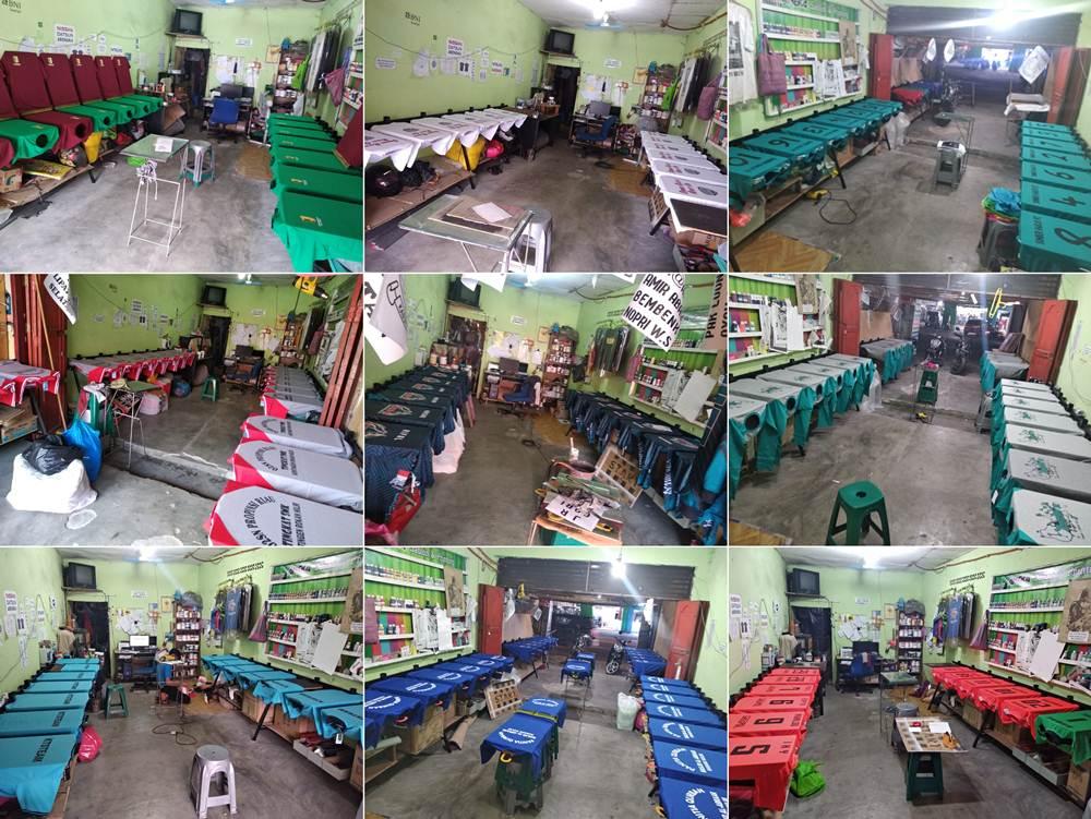 Aneka Sablon dan Printing 02 - Aneka Sablon dan Printing - Sablon Kaos Pekanbaru