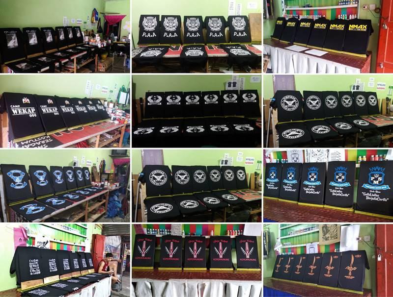 Aneka Sablon dan Printing 30 - Aneka Sablon dan Printing - Sablon Kaos Pekanbaru