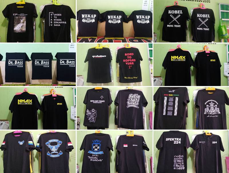 Aneka Sablon dan Printing 31 - Aneka Sablon dan Printing - Sablon Kaos Pekanbaru
