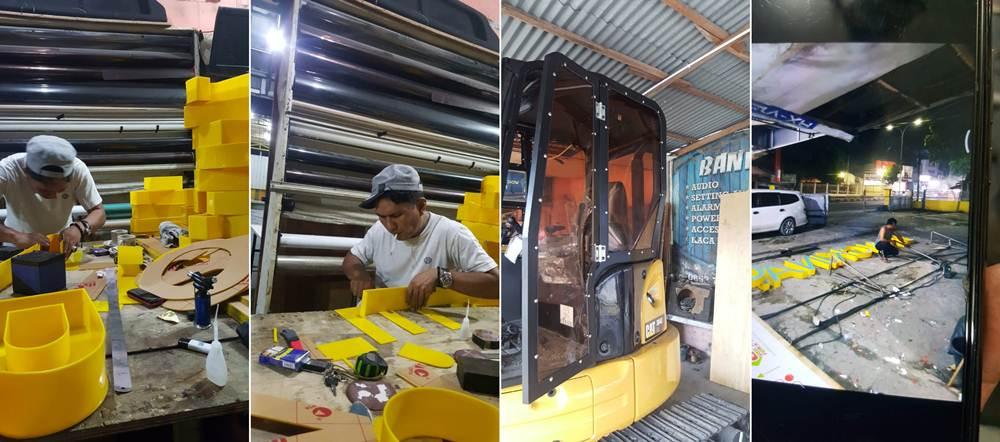 Bandung Kreatif 13 1 - Spesialis Acrylic Dan Box Fiber Pekanbaru   Bandung Kreatif