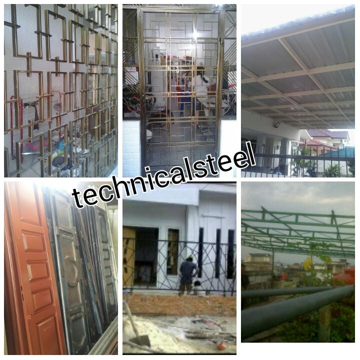 Bengkel Las Tecnnical Steel 3