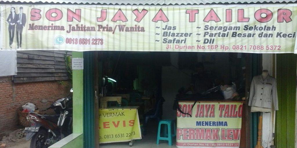 Son Jaya Tailor 1 1024x512 - Son Jaya Tailor Pekanbaru