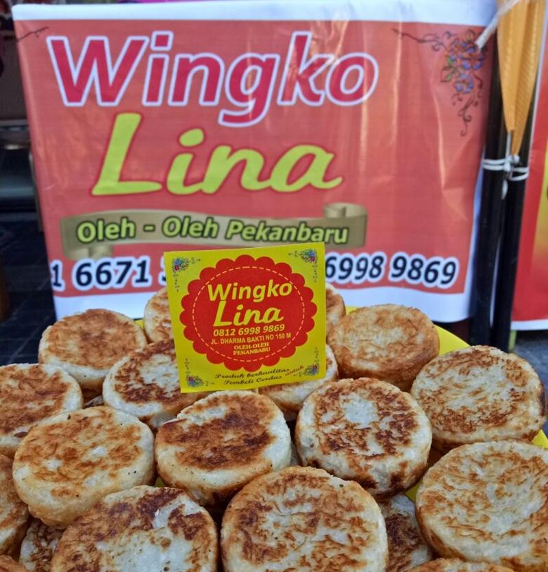 Wingko Lina 7