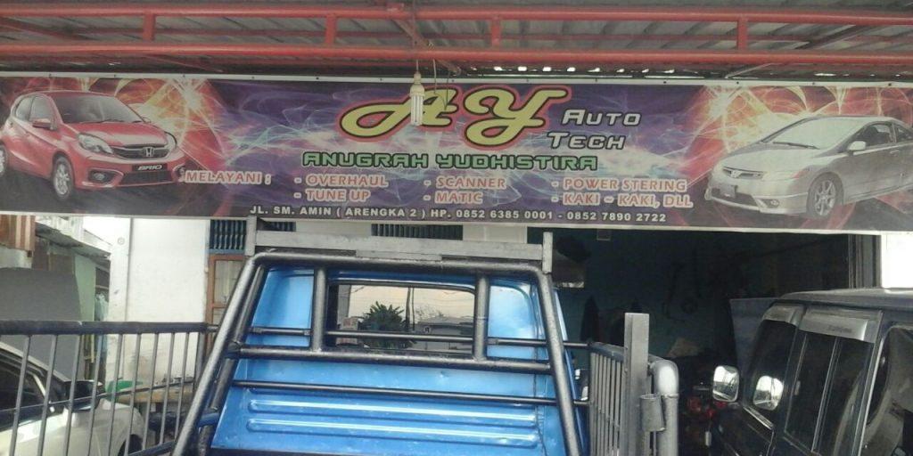 Bengkel Overhaul Pekanbaru - Anugrah Yudhistira (ay) Auto tech