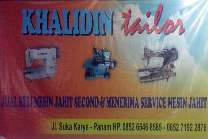 Toko Jual Beli mesin Jahit Seken Pekanbaru - Khalidin Tailor Internasional
