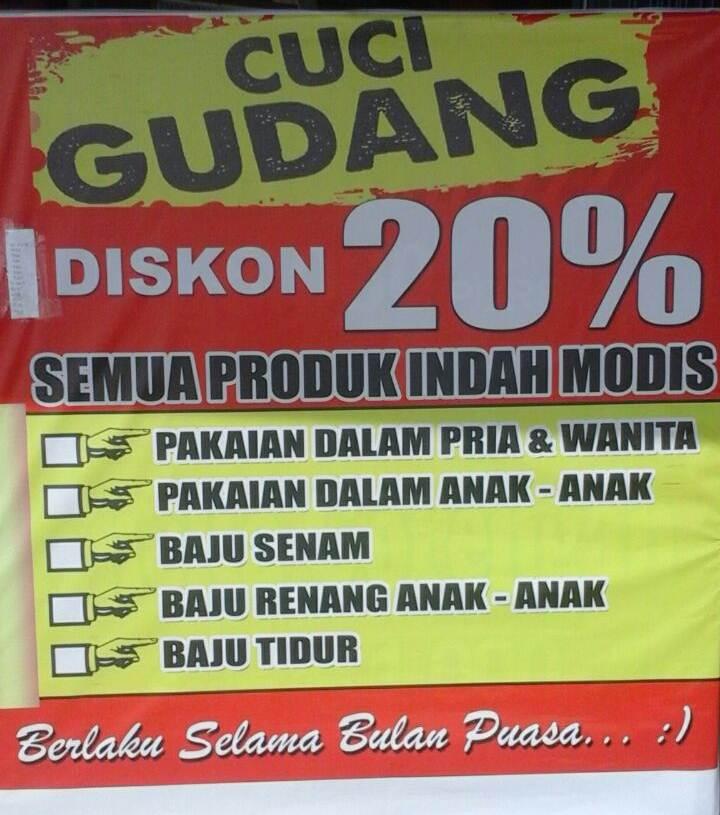Indah Obras & Indah Modis Pekanbaru 00