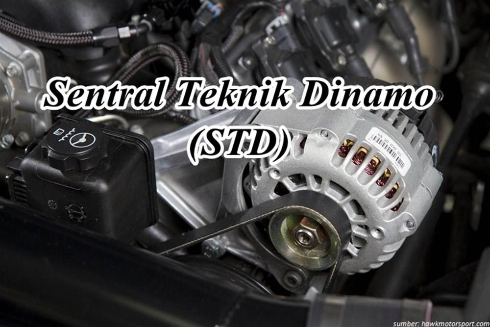 Sentral Teknik Dinamo STD Pekanbaru 1 - Bengkel Spesialis Dinamo Kabel - Kabel Pekanbaru - Sentral Teknik Dinamo (STD)