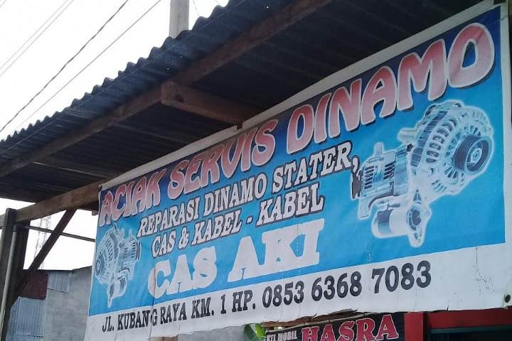 Aciak Servis Dinamo 1