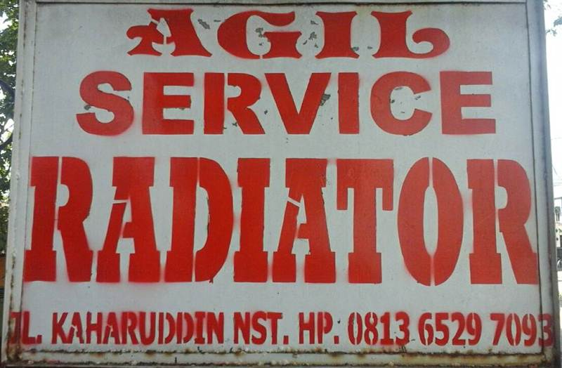 Agil Service Radiator 1
