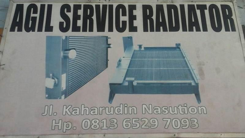 Agil Service Radiator 2