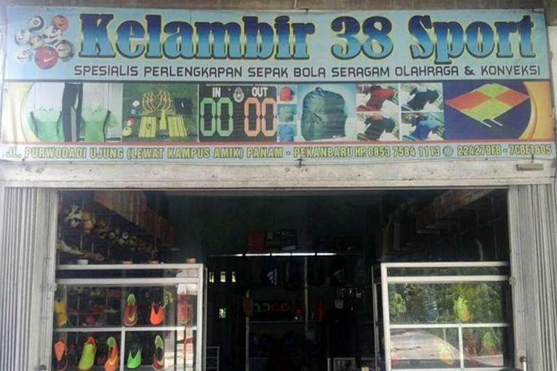 Kelambir 38 Sport 1