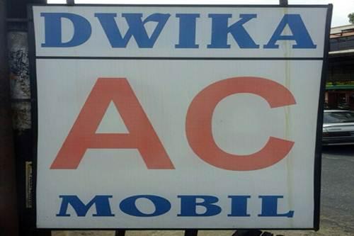 Ac mobil Pekanbaru - Bengkel AC Mobil Dwika