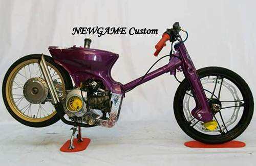 Bengkel Custom Paint Pekanbaru - Bengkel New Game Custom