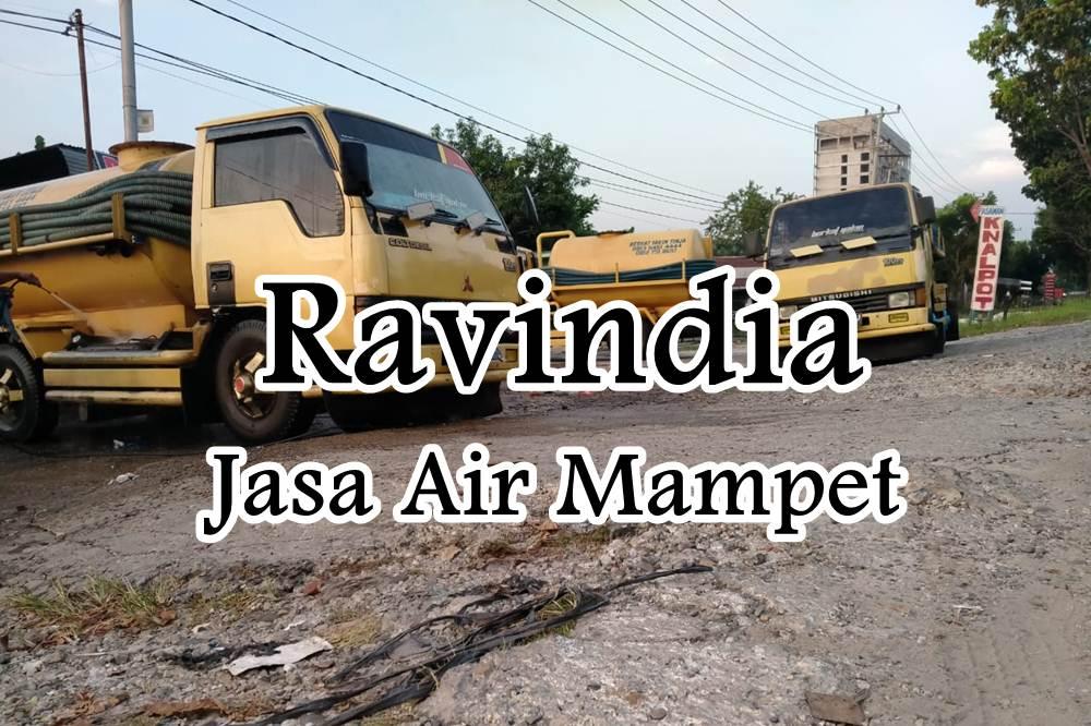 Ravindia Jasa Air Mampet 1 - Ravindia Jasa Air Mampet - Sedot Tinja Murah Pekanbaru