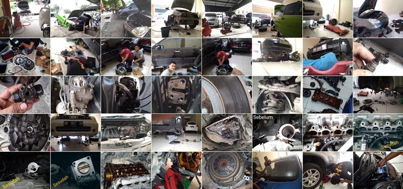 Bengkel mobil 89 Eightnine's Garage 5