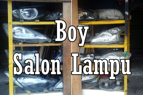 Boy Salon Lampu 1