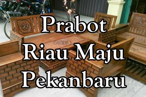Prabot Riau Maju Pekanbaru 1