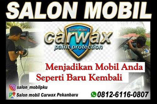 Salon Mobil Pekanbaru 1