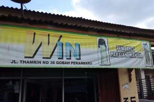 Penjahit Win 1 - Penjahit Win Pekanbaru