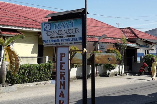 Ravi Tailor Pekanbaru 1 - Ravi Tailor Pekanbaru