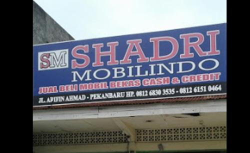 Shadri Mobilindo Pekanbaru 1 - Shadri Mobilindo Pekanbaru