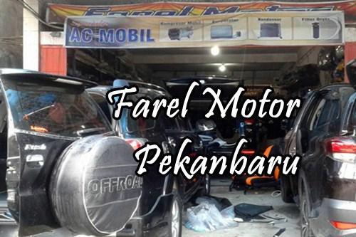 Farel Motor Pekanbaru 1 - Farel Motor Pekanbaru
