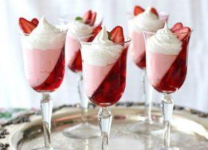 Resep puding strawberry cantik 300x216 - Inspirasi Dan Peluang Usaha Buat Teman Teman