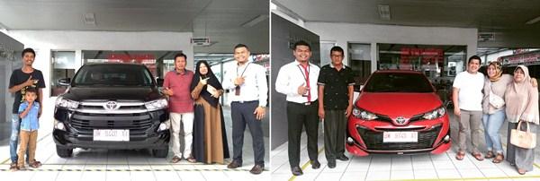 Sales Toyota Pekanbaru 3 - Marketing dan Sales Toyota Pekanbaru