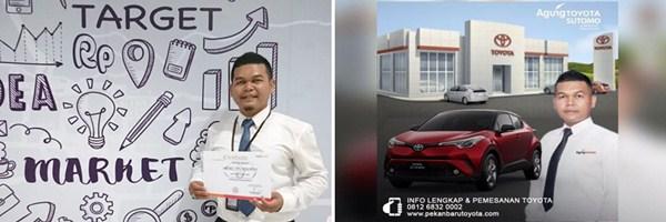 Sales Toyota Pekanbaru 5 - Marketing dan Sales Toyota Pekanbaru