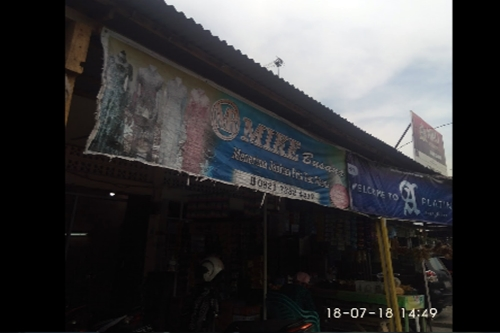 Mike Busana Pekanbaru 1 - Mike Busana Pekanbaru
