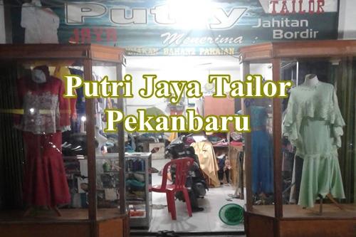 Putri Jaya Tailor Pekanbaru