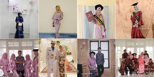 Rumah Jahit dan Rias Uzhi Pekanbaru 2 - Rumah Jahit dan Rias Uzhi Pekanbaru
