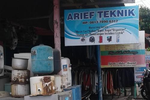 Arief Teknik Pekanbaru