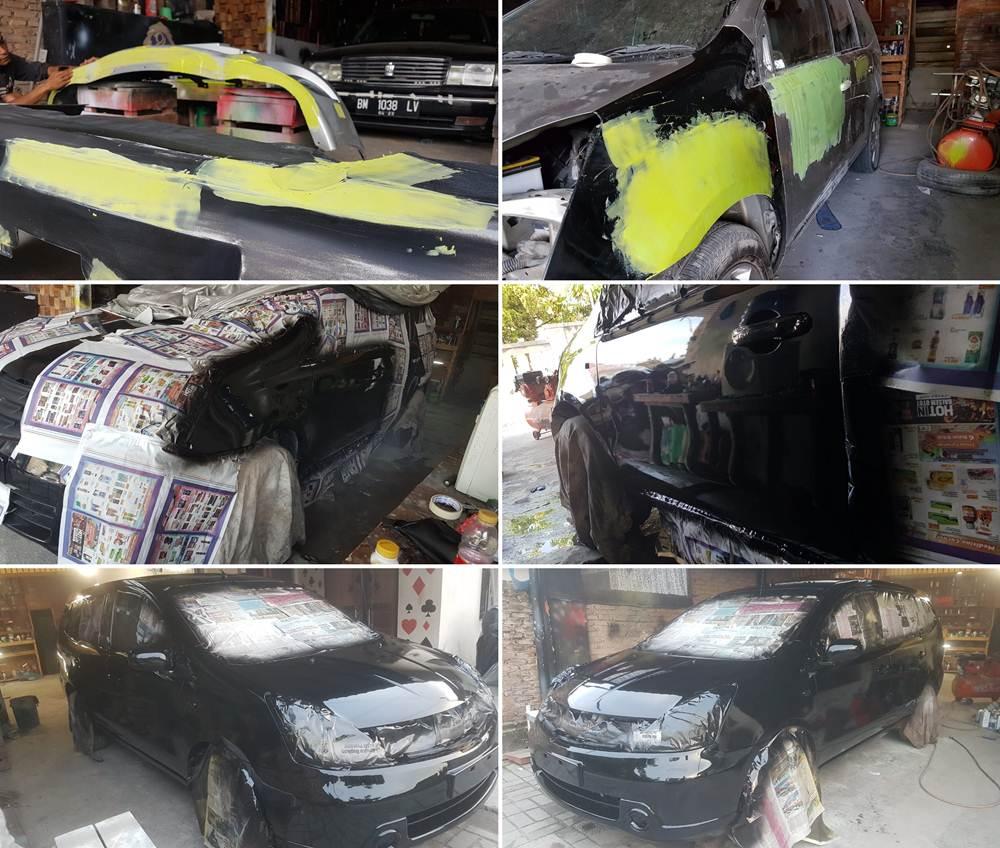 Crown Auto 20 - Bengkel Cat dan Body Repair Murah Pekanbaru - Crown Auto