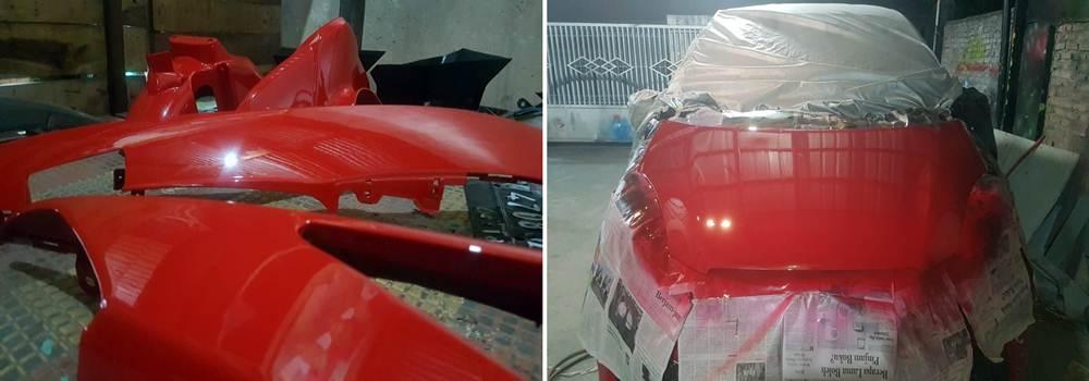 Crown Auto 23 - Bengkel Cat dan Body Repair Murah Pekanbaru - Crown Auto