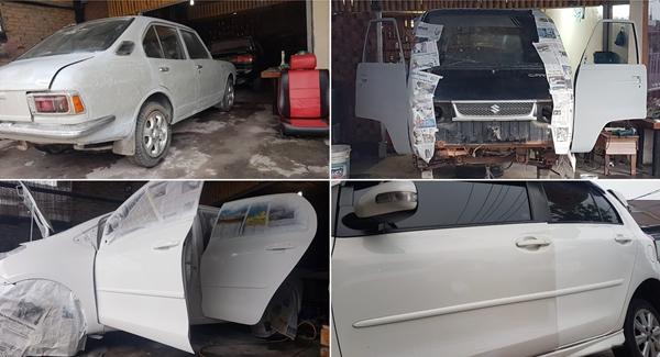 Crown Auto 6 - Bengkel Cat dan Body Repair Murah Pekanbaru - Crown Auto