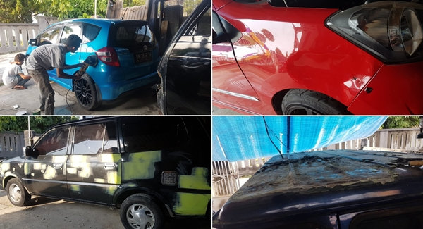 Crown Auto 7 - Bengkel Cat dan Body Repair Murah Pekanbaru - Crown Auto